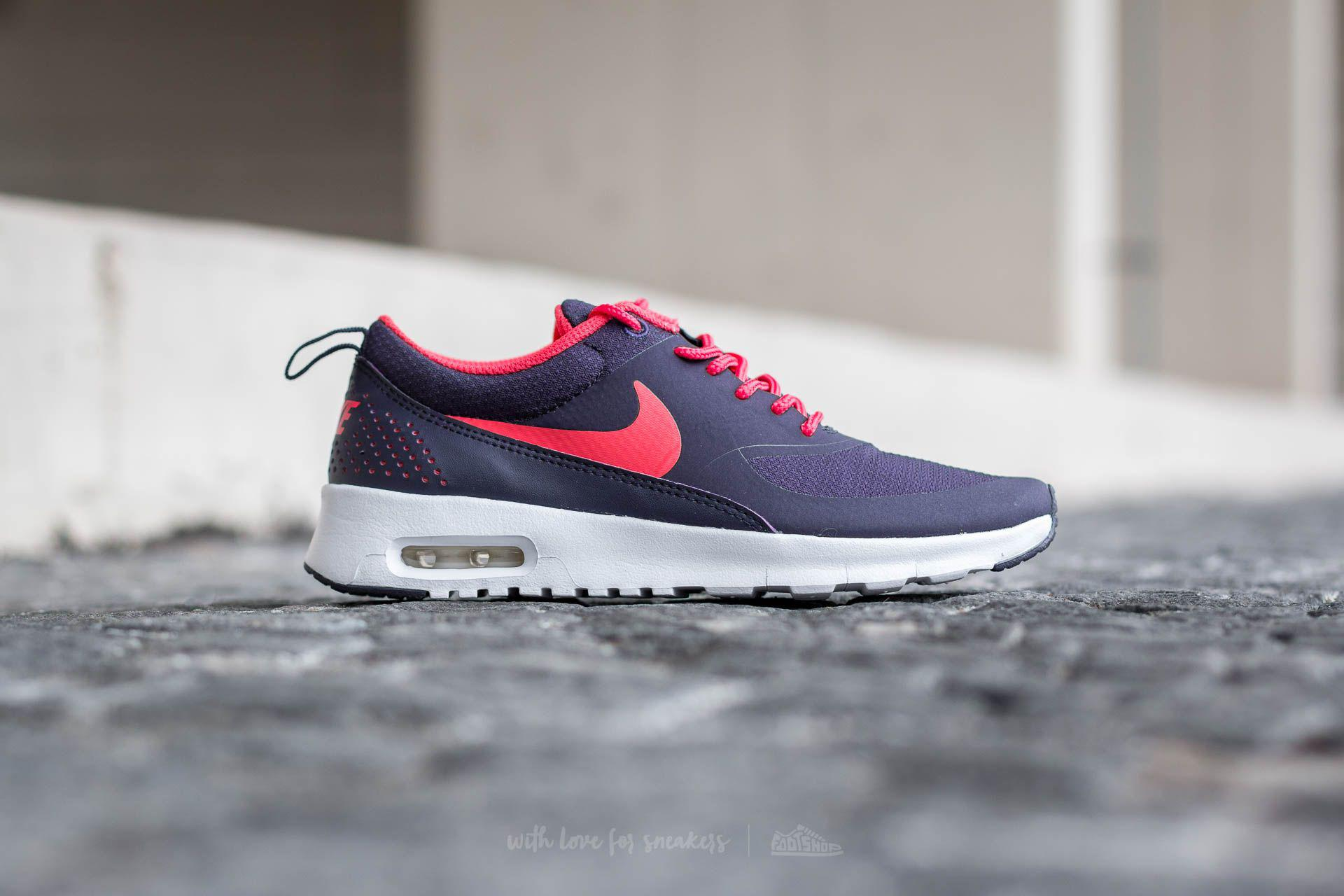 nike air max thea purple dynasty color