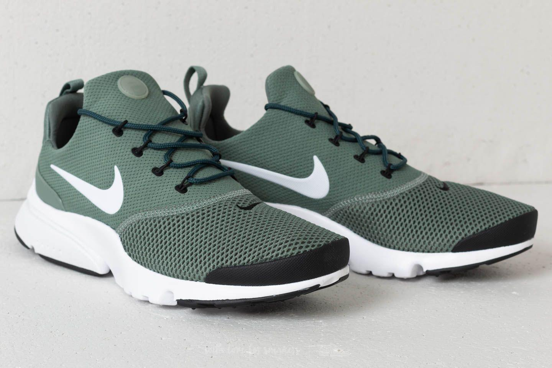 Nike Rubber Presto Fly Clay Green