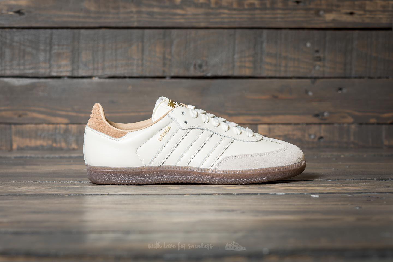 Lyst - adidas Originals Adidas Samba W Off White  Off White  St Pale ... eebfea722