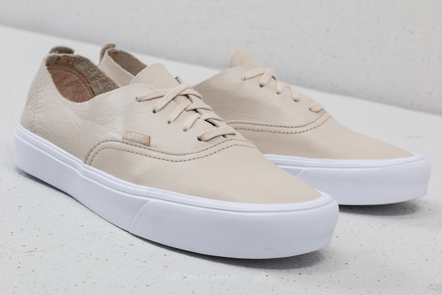 1deba85f1866f6 Lyst - Vans Authentic Decon (leather) Birch for Men