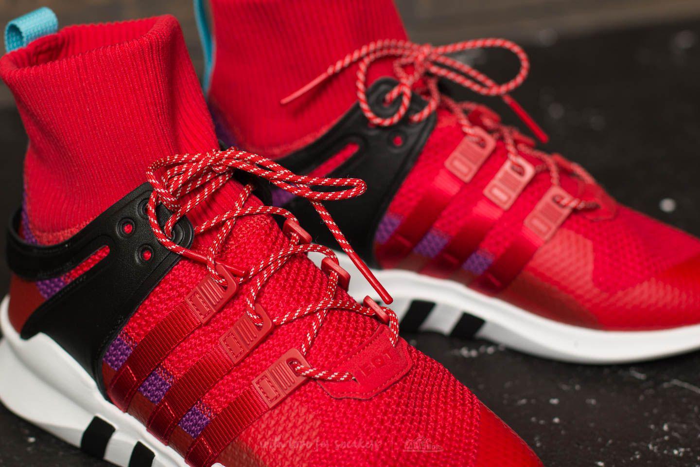 fa840e93d2b3 Lyst - adidas Originals Adidas Eqt Support Adv Winter Scarlet ...