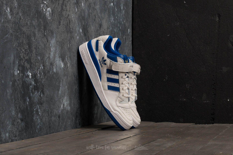 pretty nice 893d0 fbbea Lyst - adidas Originals Adidas Forum Low Chalk White Collegi