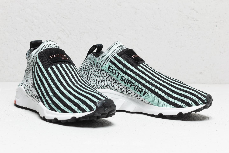 Adidas Eqt Support Sk Primeknit W Core Black/ Clear Mint/ Ftw White