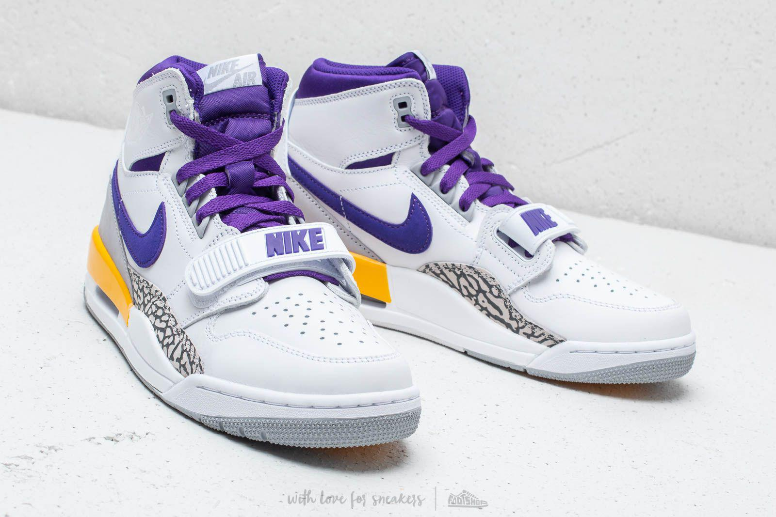 new concept 6fd17 6891c Lyst - Nike Air Legacy 312 White  Field Purple- Amarillo for Men