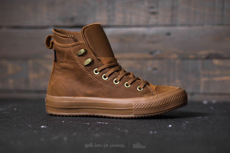 e802e460591 Lyst - Converse Chuck Taylor All Star Waterproof Boot Hi Brown ...