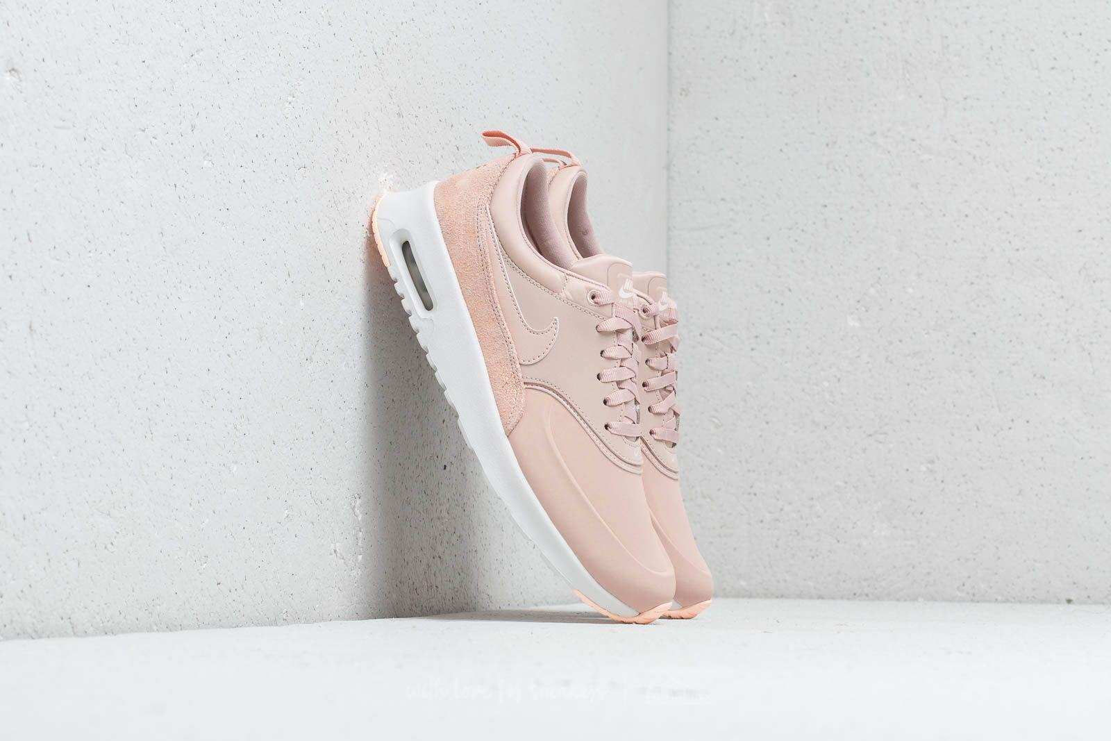 Nike Leather Wmns Air Max Thea Premium