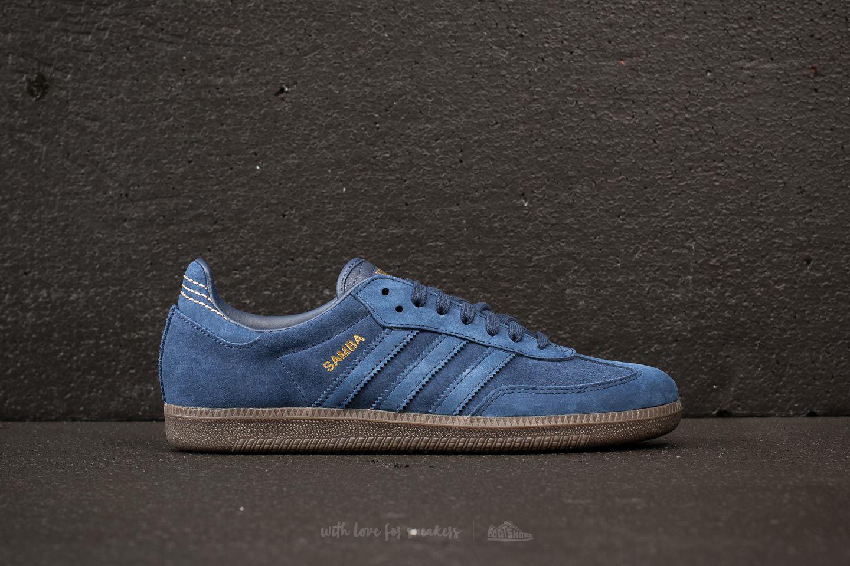 ... sweden lyst adidas originals adidas samba fb dark blue dark blue gold  91899 f6c9b b05a00842