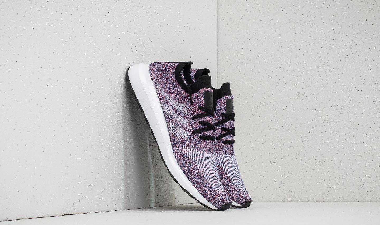 230295ac6e0b3 Lyst - adidas Originals Adidas Swift Run Primeknit Purple hi-res Red ...