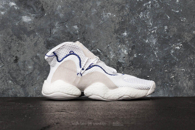 newest 7a448 8637b Lyst - adidas Originals Adidas Crazy Byw Lvl I Ftw White Ftw