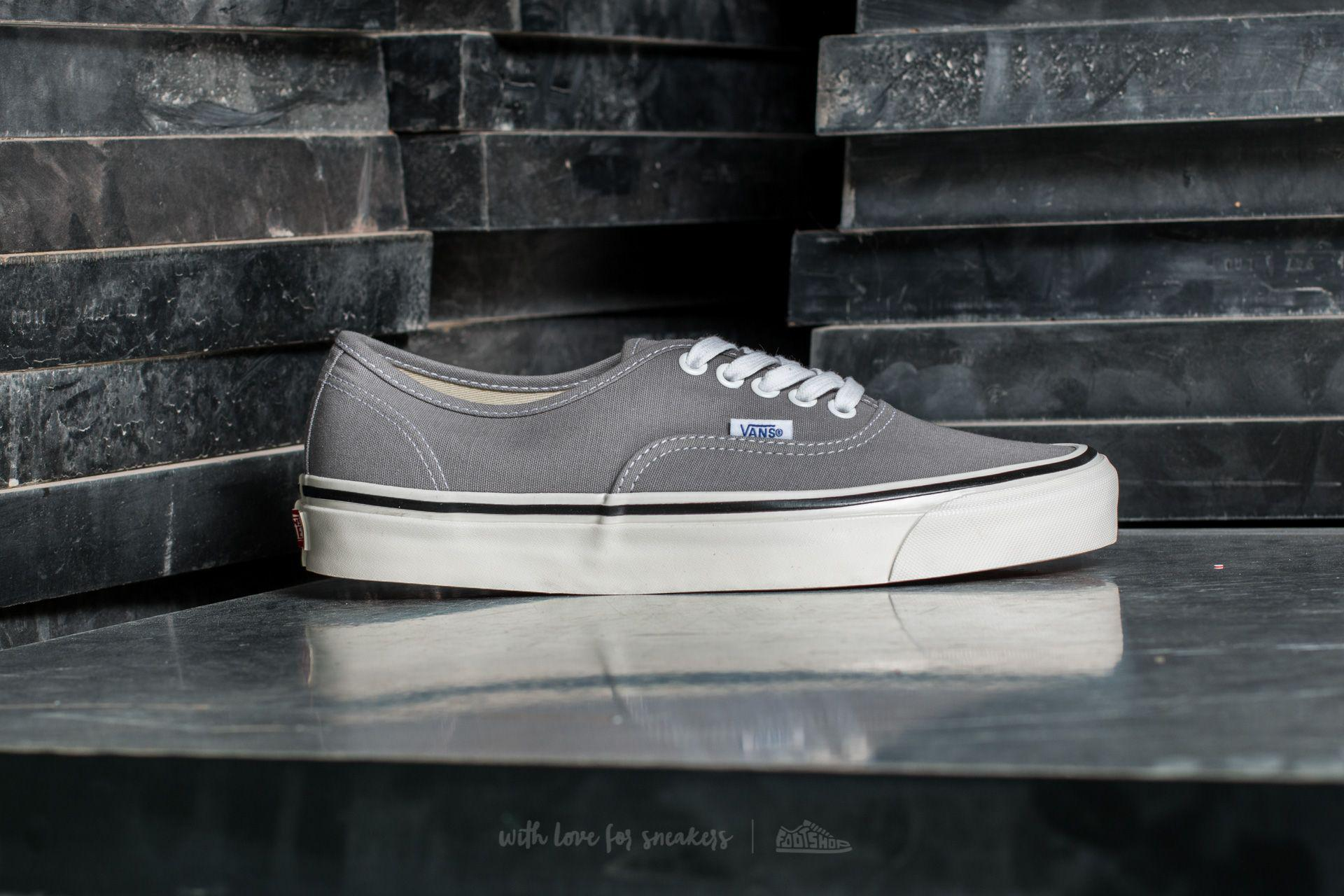 4a15ef6dc2346a Lyst - Vans Authentic 44 Dx (anaheim Factory) Light Grey in Gray for Men