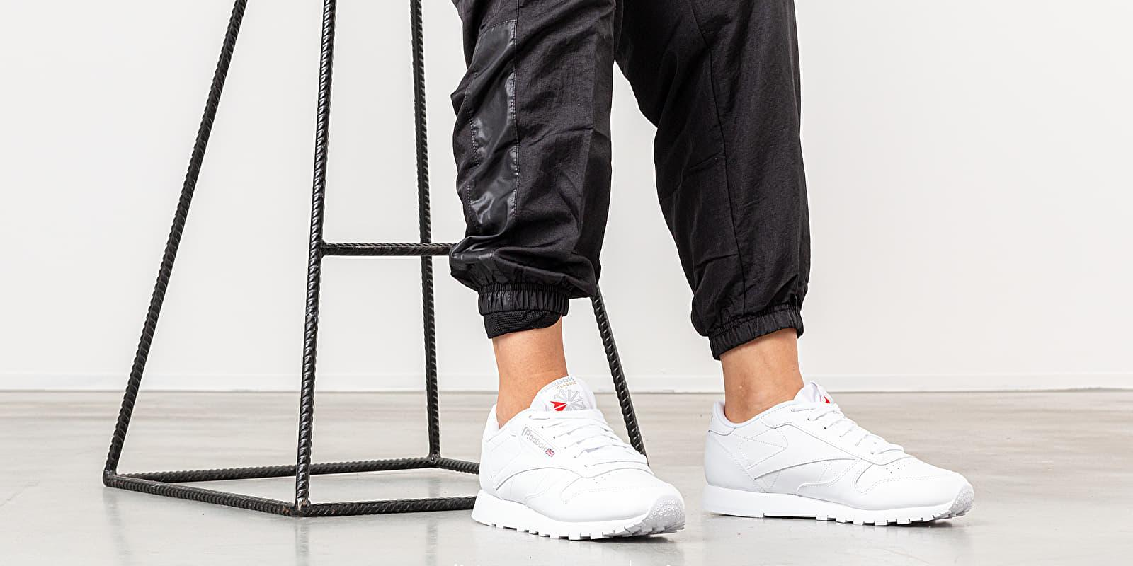 Classic Leather White Reebok