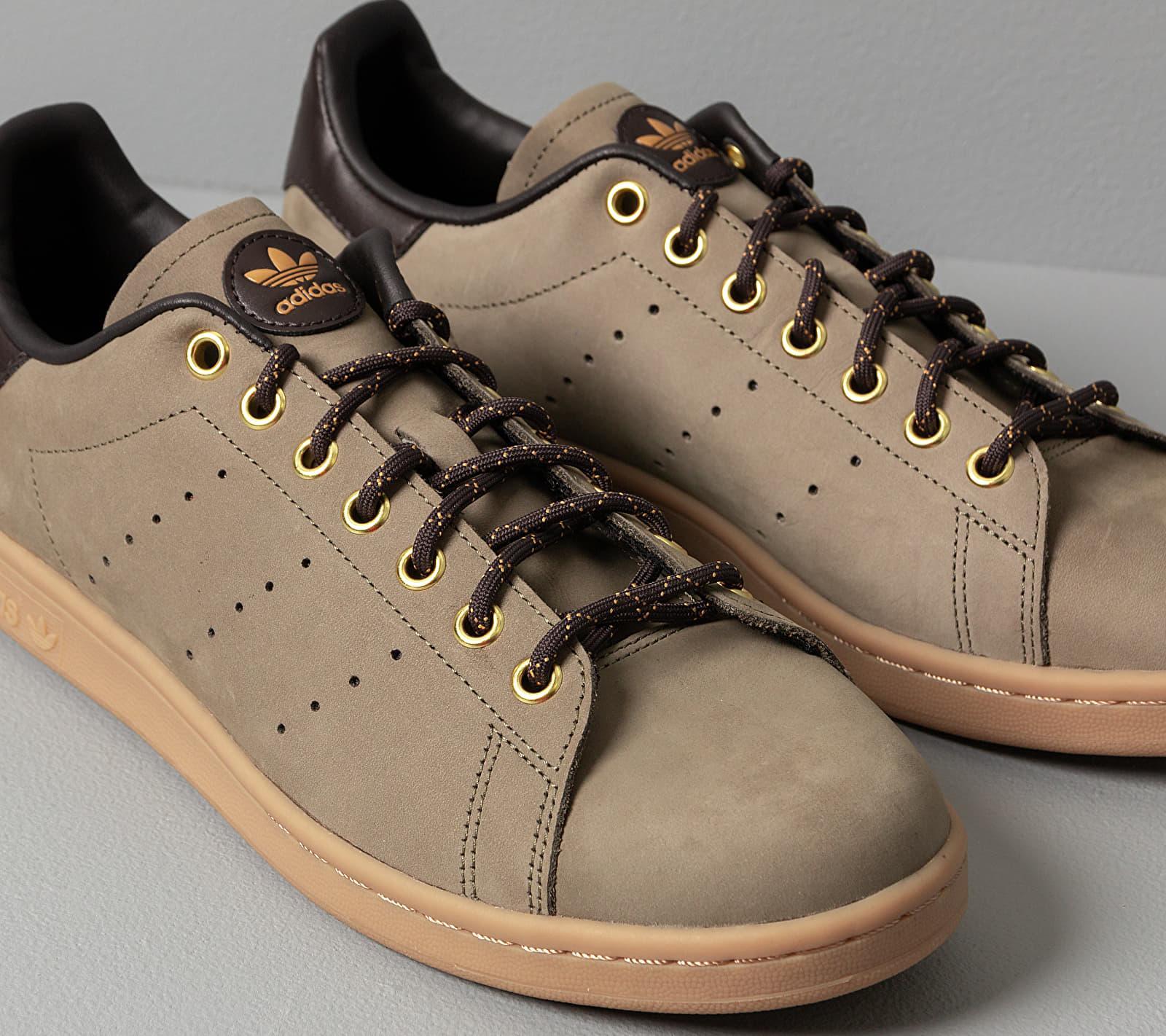 adidas Originals Adidas Stan Smith Trace Cargo/ Mesa/ Night Brown ...