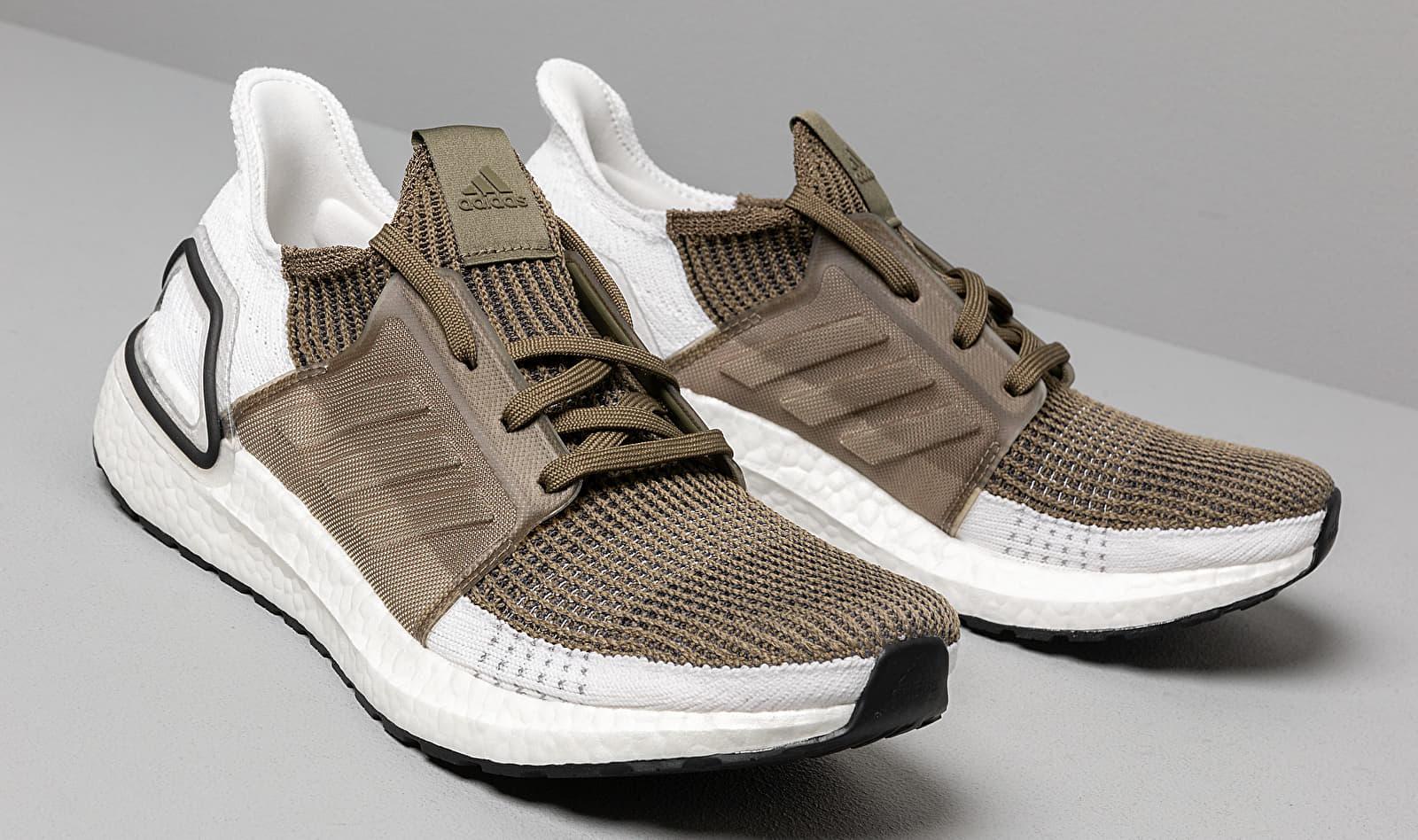 Adidas Ultraboost 19 Raw Khaki/ Raw Khaki/ Core Black