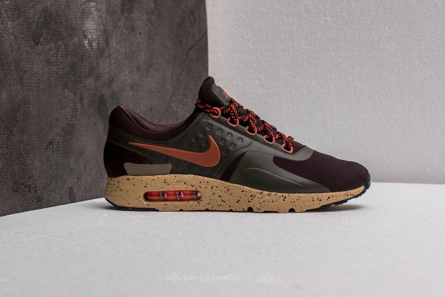 new style 53acc 867c8 ... get nike air max zero se velvet brown dusty peach at a great price 174  buy