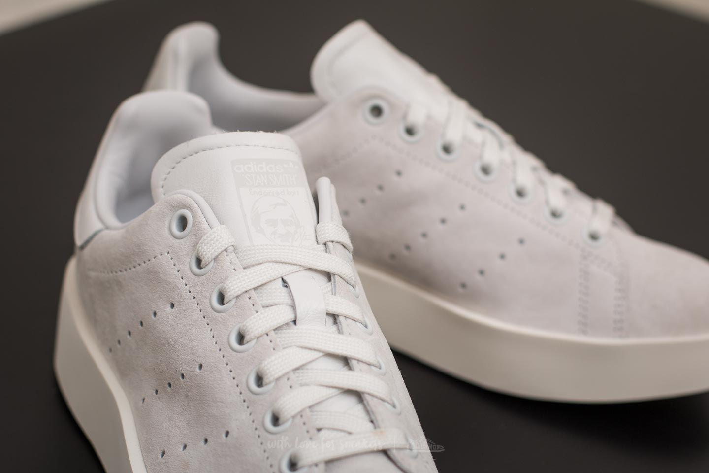 lyst adidas originali adidas stan smith audace w crystal white