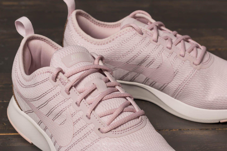6d7743af015c Lyst - Nike Dualtone Racer (gs) Barely Rose  Barely Rose in Pink
