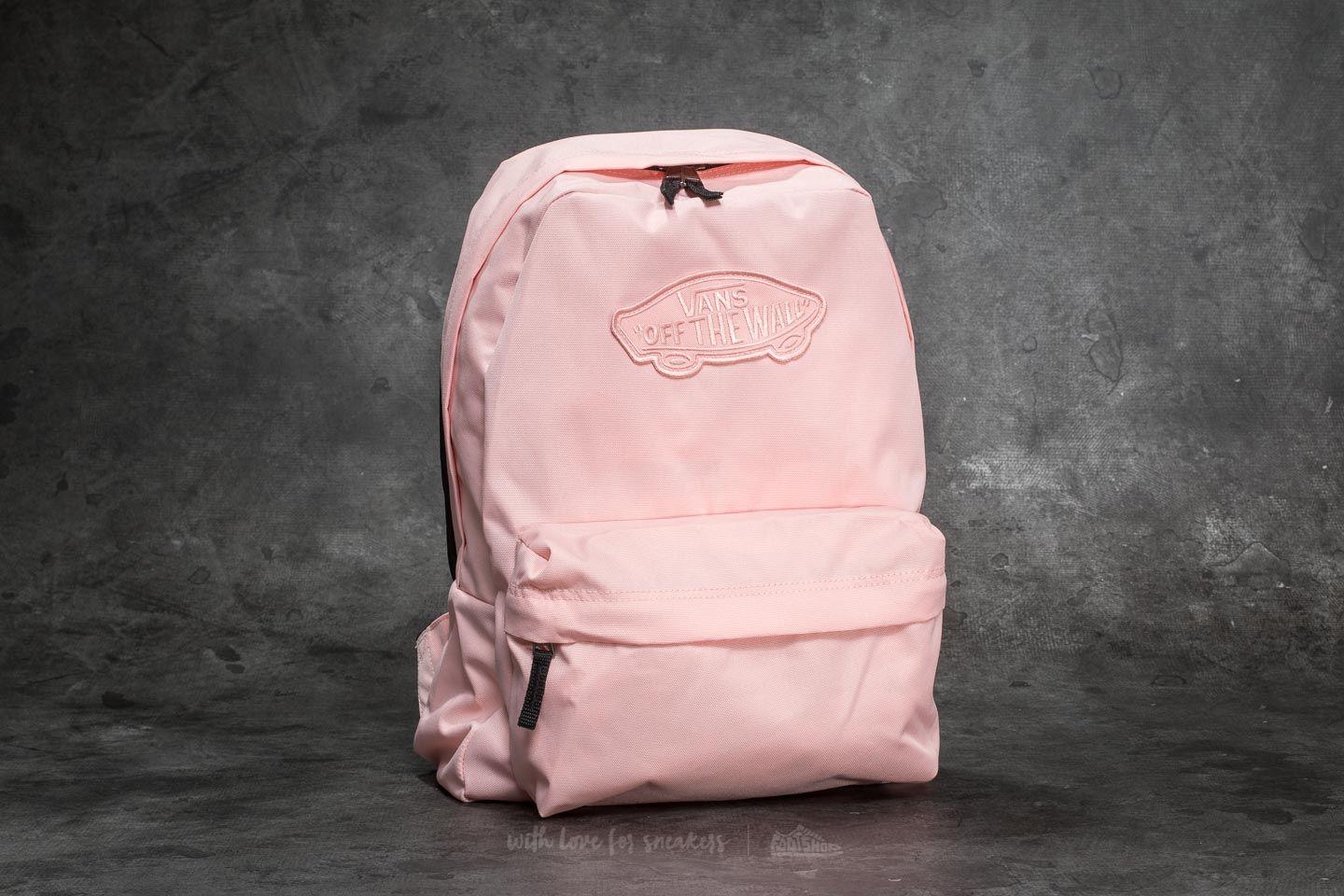 8dd39a695db5 Lyst - Vans Realm Backpack Blossom in Pink