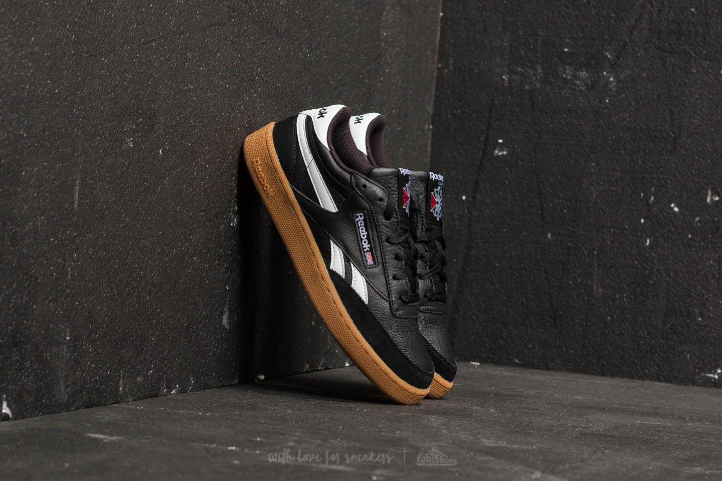 80424aca76e Lyst - Reebok Reebok Revenge Plus Gum Black  White-gum in Black for Men