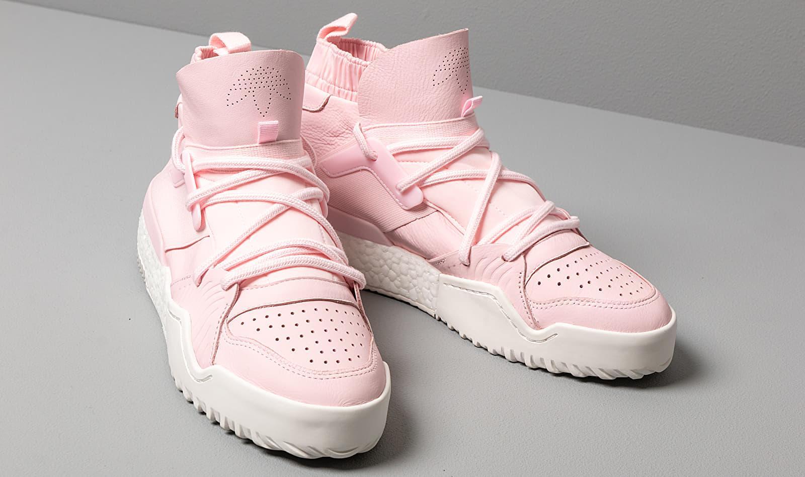 Alexander Wang adidas BBall Clear Pink