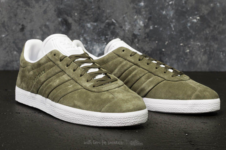 buy online dce58 aa6ab Lyst - adidas Originals Adidas Gazelle Stitch And Turn Branc