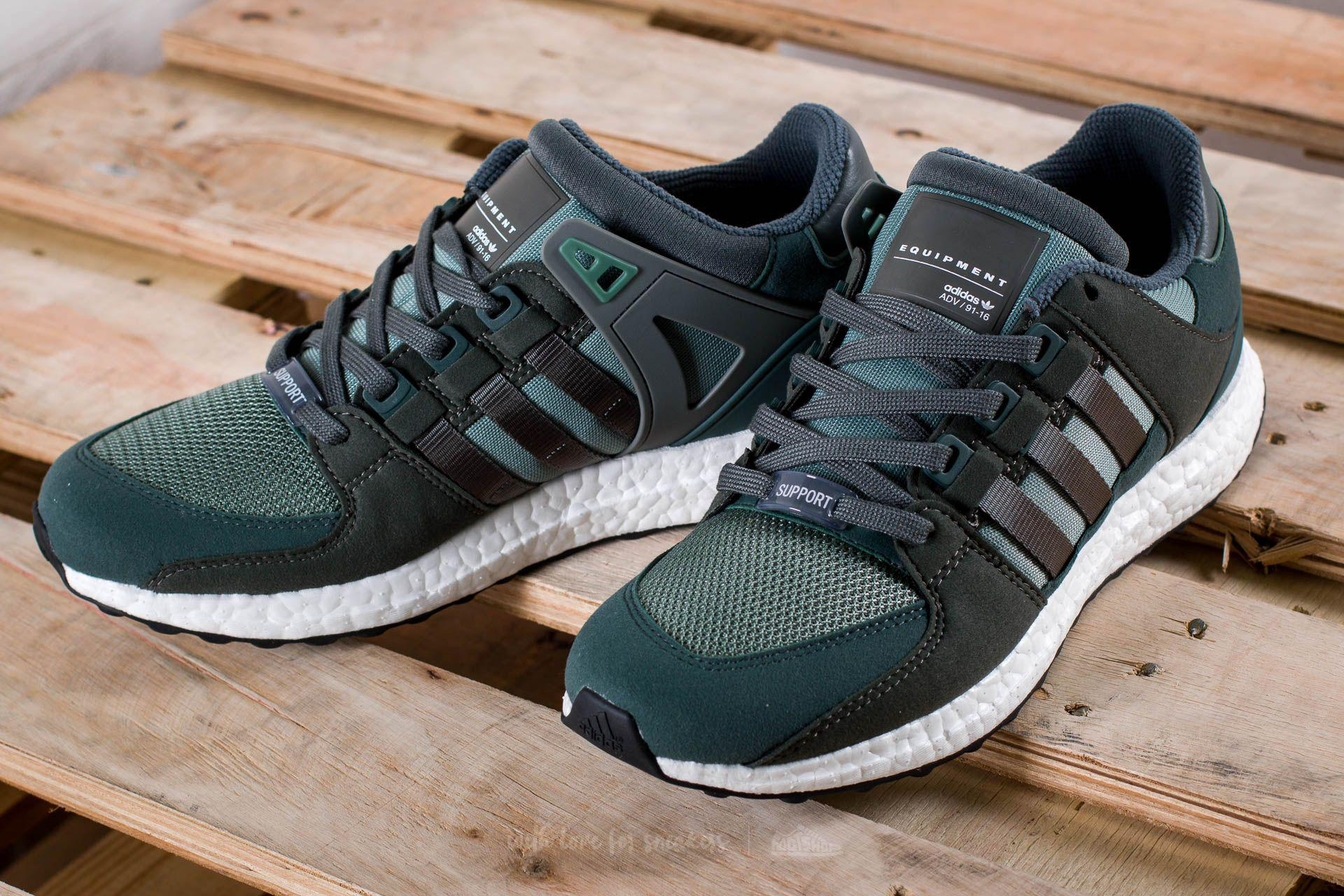 new product 46a70 5e022 Adidas Equipment Support Ultra Trace Green/utility Ivy/utility Gray