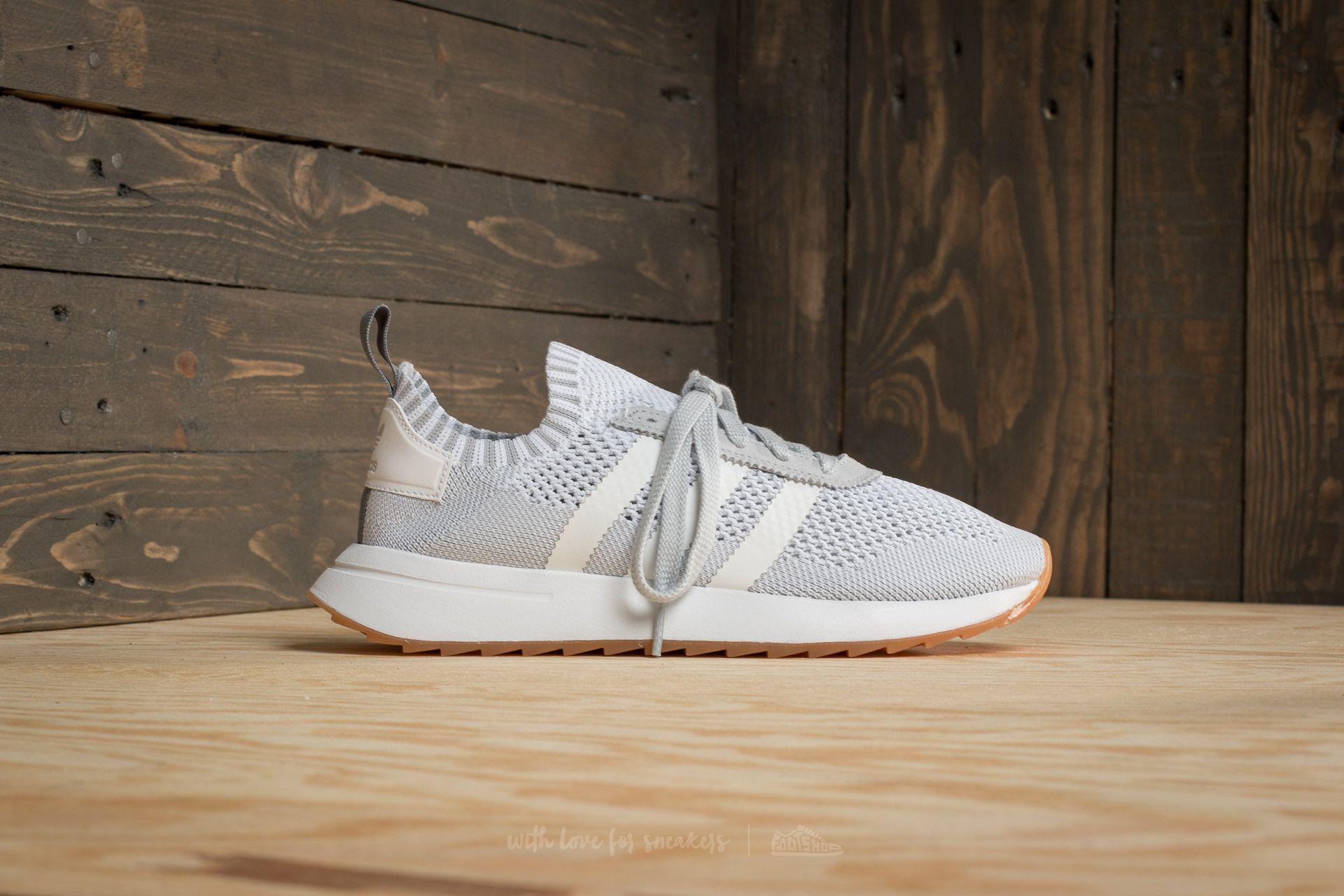 e818a067c794 Lyst - adidas Originals Adidas Flashback W Primeknit Ftw White  Ftw ...
