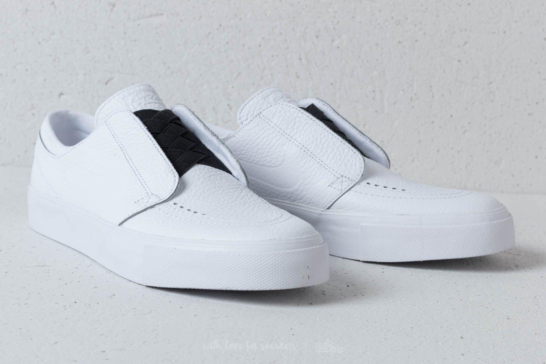 e25a941216c9 Lyst - Nike Sb Zoom Janoski Ht Slip White  White-black in White for Men