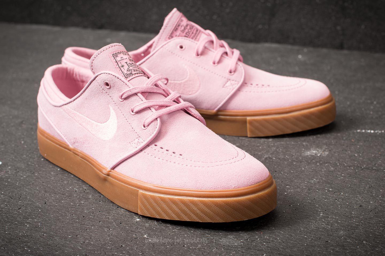 ccbc1e9bffca Lyst - Nike Zoom Stefan Janoski Elemental Pink  Elemental Pink in ...