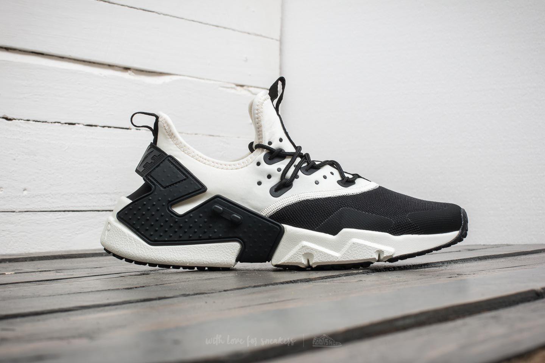 reputable site aee2c 8e100 Lyst - Nike Air Huarache Drift Black  Sail-white for Men nike air huarache