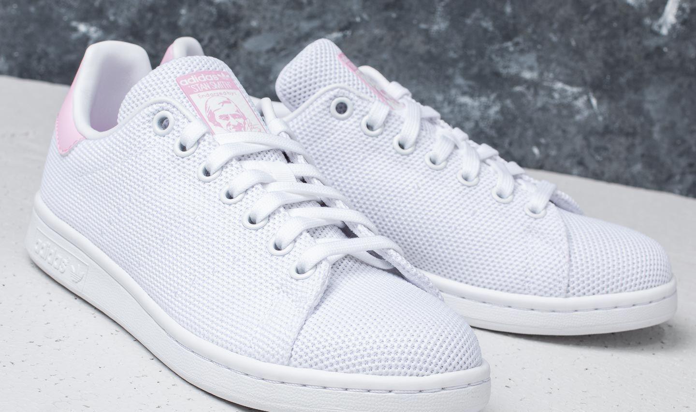 half off 8fc72 b510f Women's Adidas Stan Smith W Footwear White/ Footwear White/ Wonder Pink