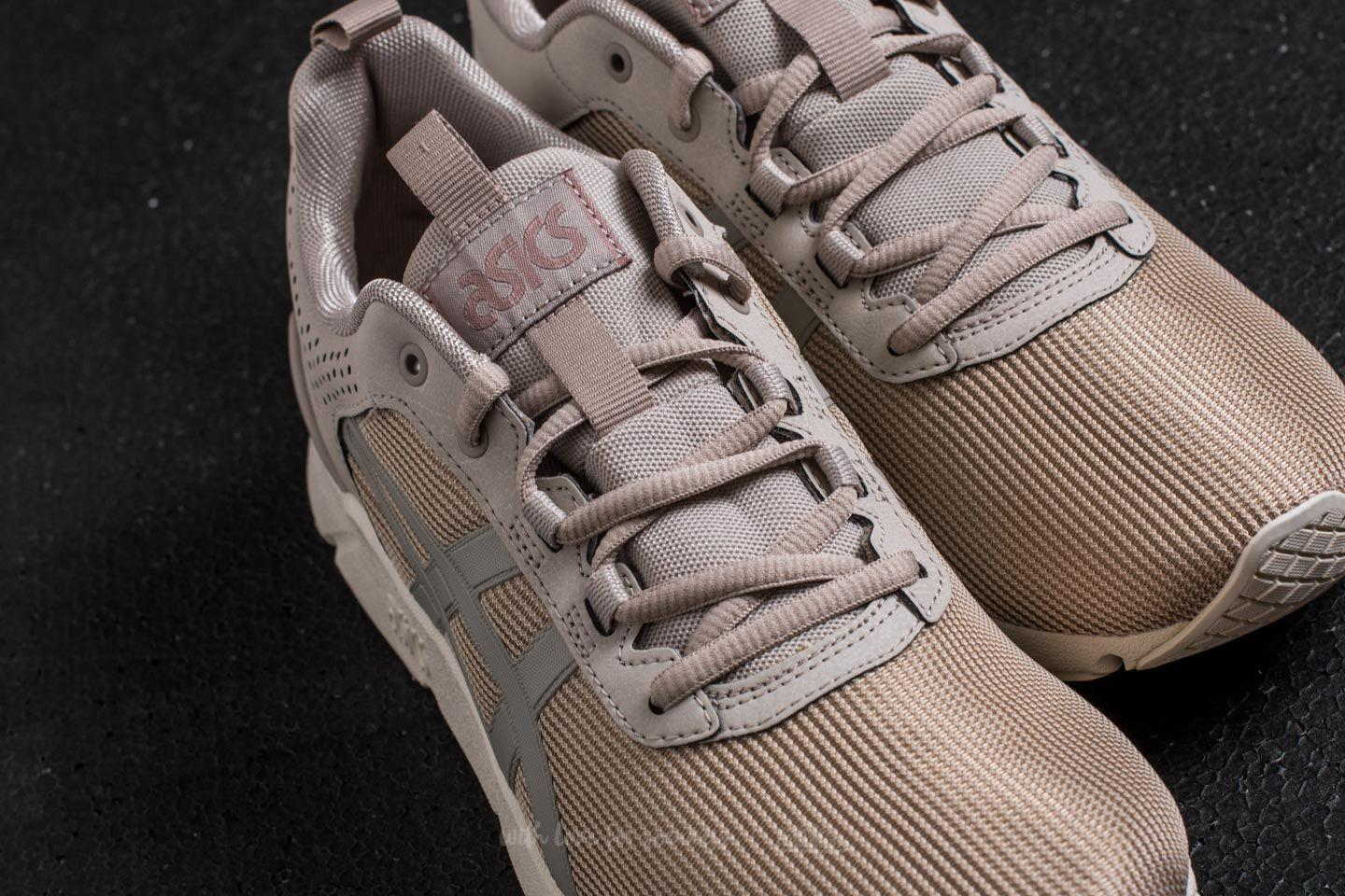 2e706f5c43 Asics Gray Gel-lyte Runner Feather Grey/ Feather Grey for men