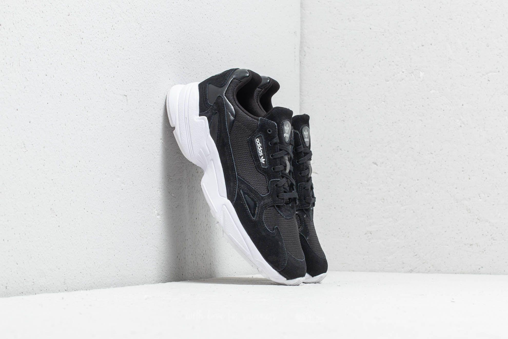 adidas Falcon W shoes black