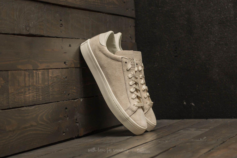 sale retailer 16d59 30492 Lyst - adidas Originals Adidas Courtvantage Off White Off Wh