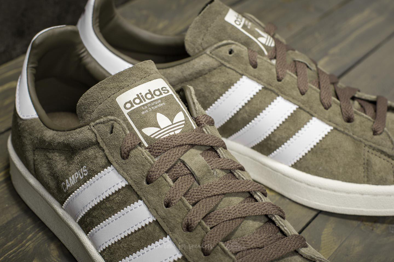 Lyst - adidas Originals Adidas Campus Branch  Ftw White  Core White ... 61cfdc7b1