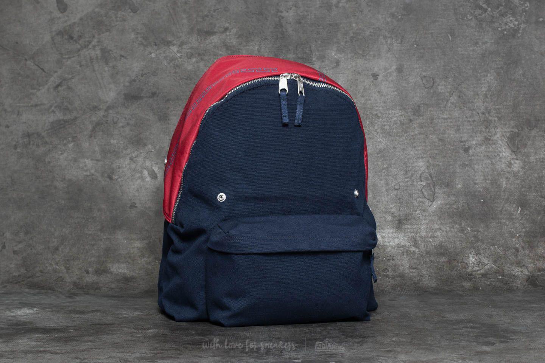 Lyst - Footshop Eastpak X Raf Simons Padded Pak r Backpack Navy ... 33cae37604dfc