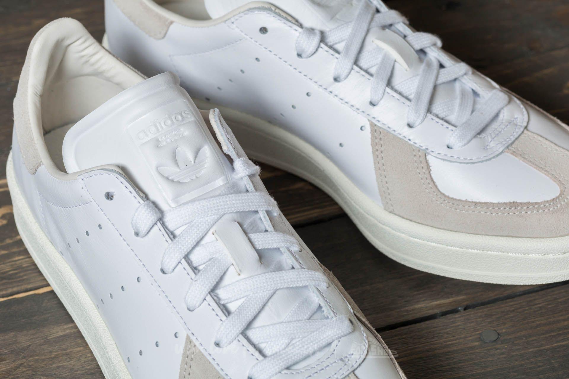 lyst adidas originali adidas pc avenue calzature bianche / calzature