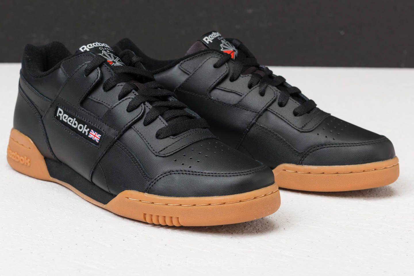 WORKOUT PLUS - Sneaker low - black/carbon/red/royal 9YjtrEk