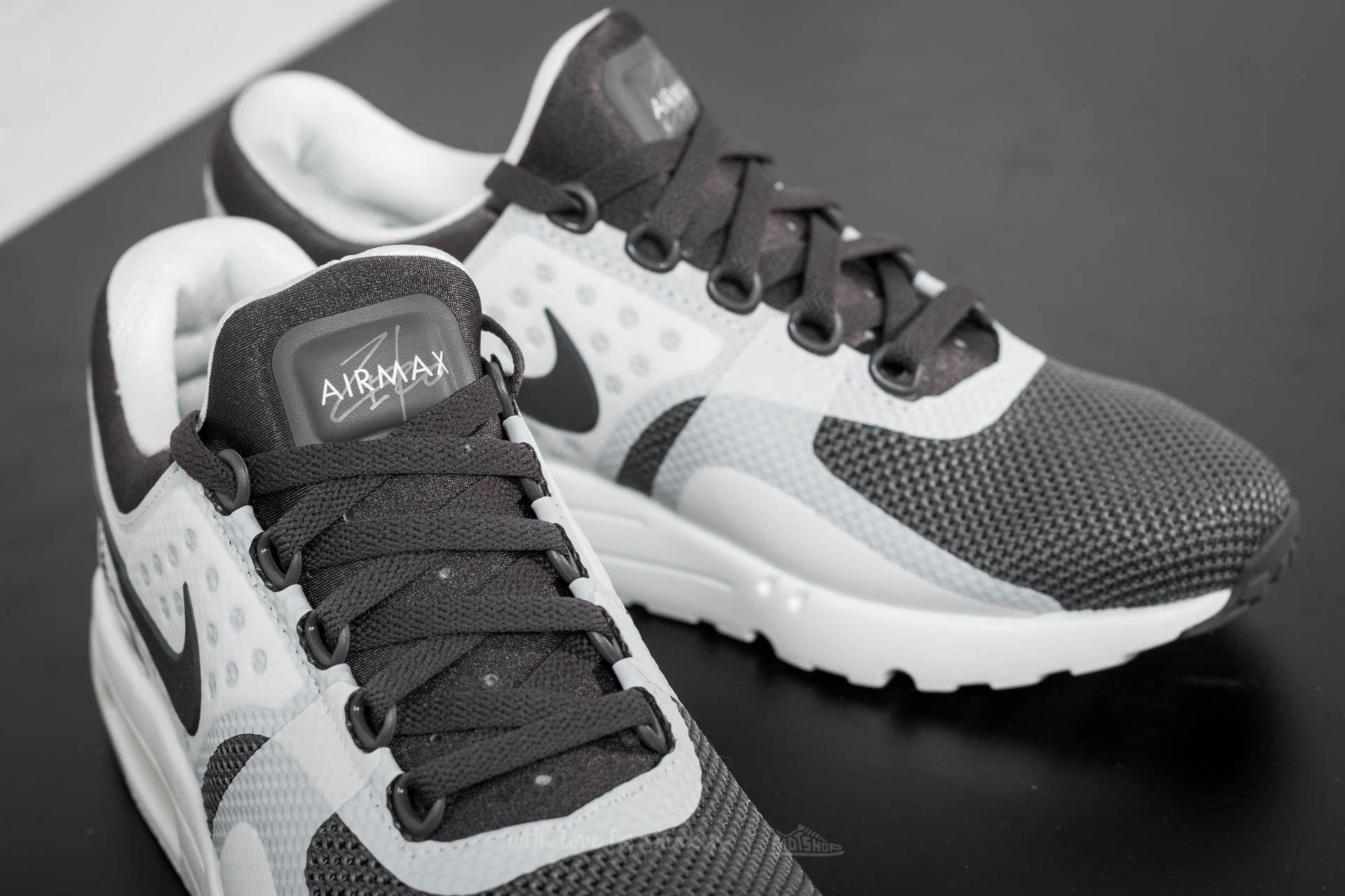 Nike Air Max Zero Essential Men's Shoe With Midnight Fog