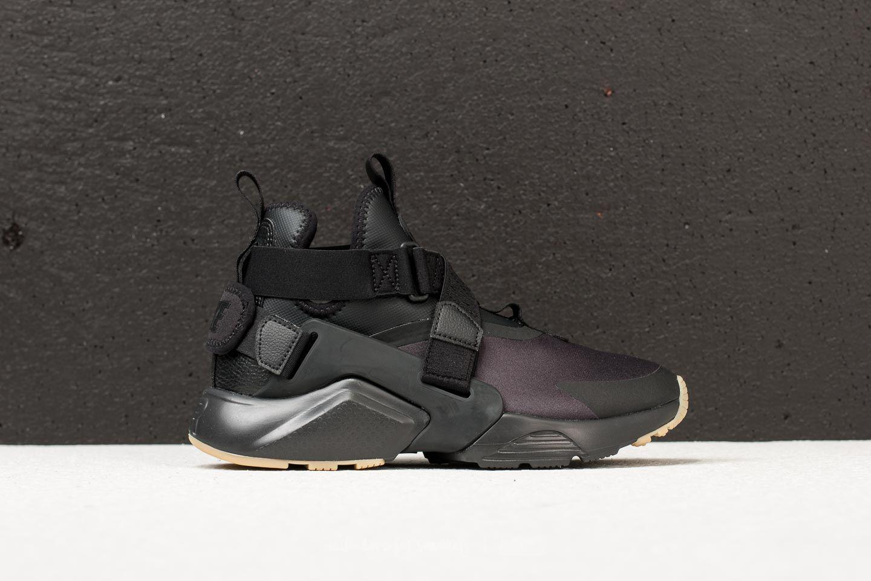 competitive price 45c19 870a5 Lyst - Nike W Air Huarache City Black  Black-dark Grey in Black