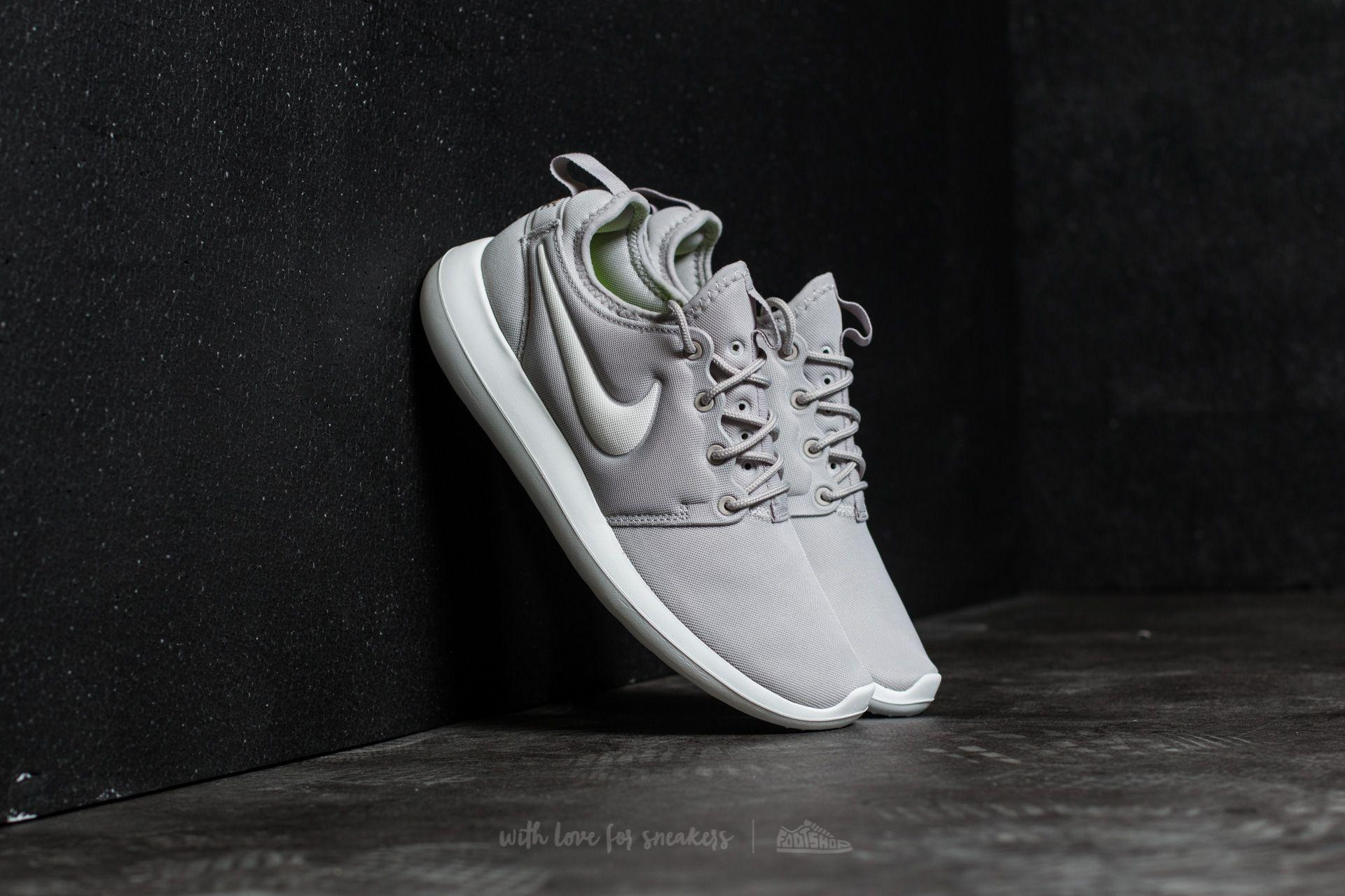 promo code 767d1 dfc9f Lyst - Nike W Roshe Two Lt Iron Ore  Summit White-volt