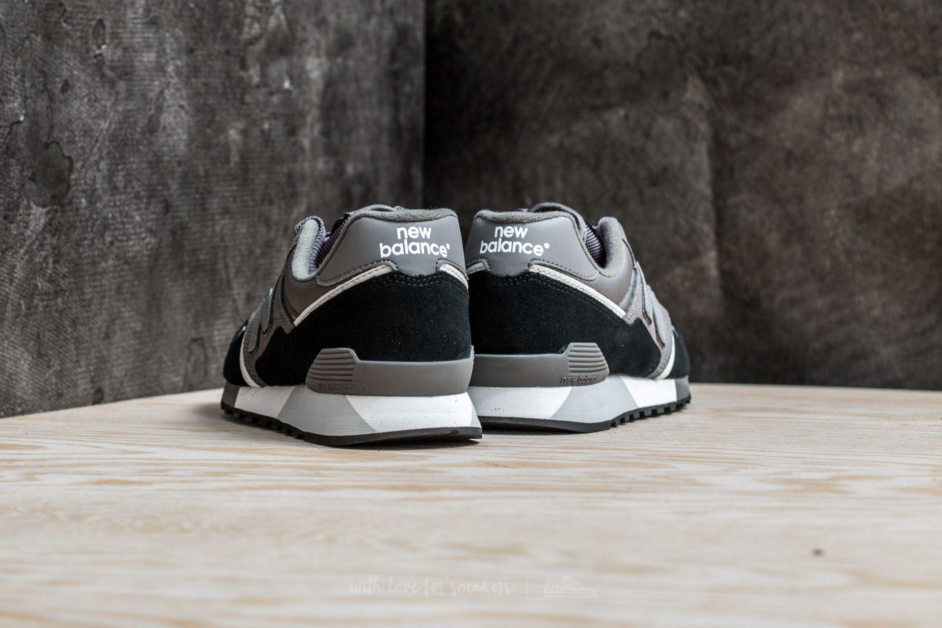 446 Grey/ Black