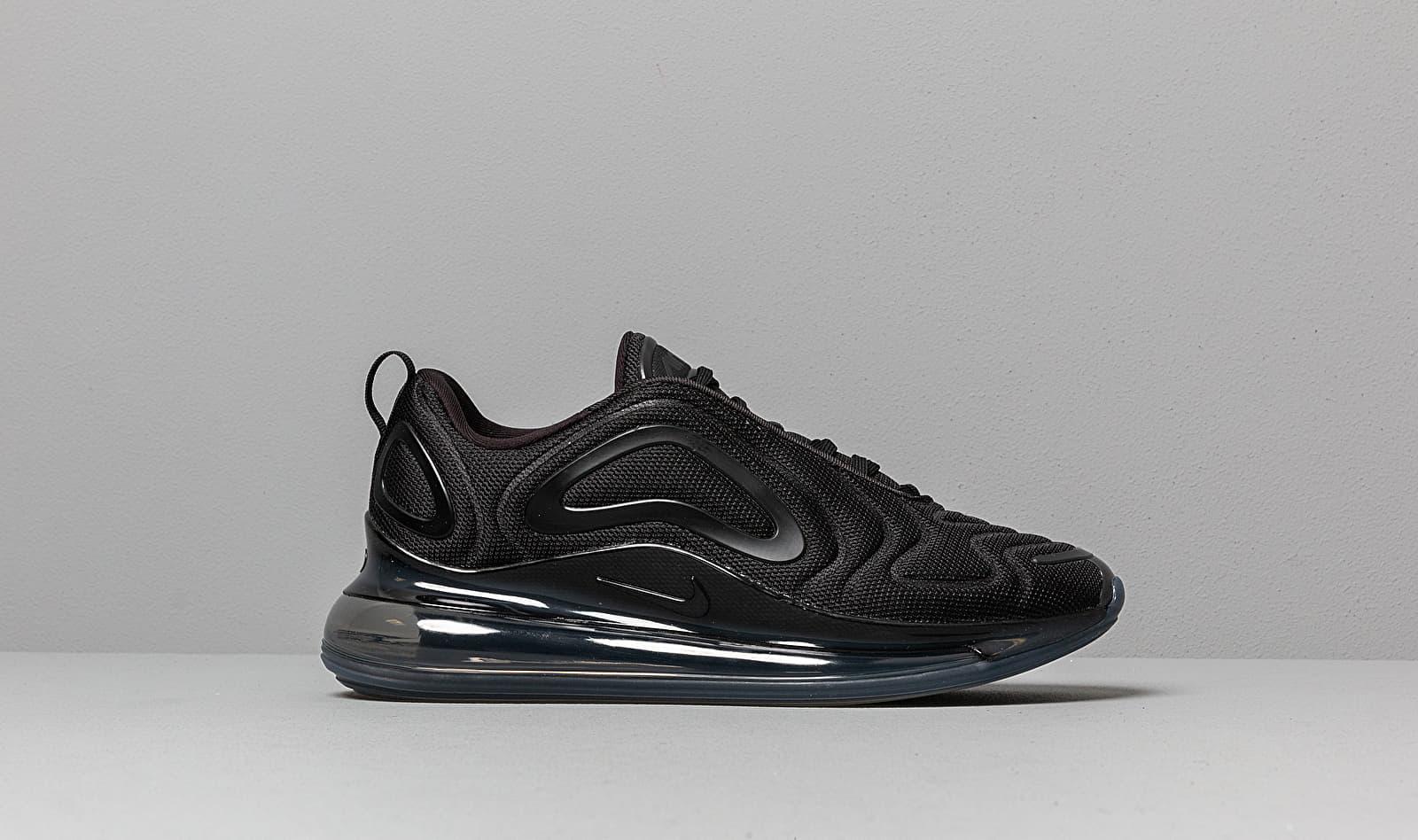 Air Max 720 Black/ Black-Anthracite Nike de hombre