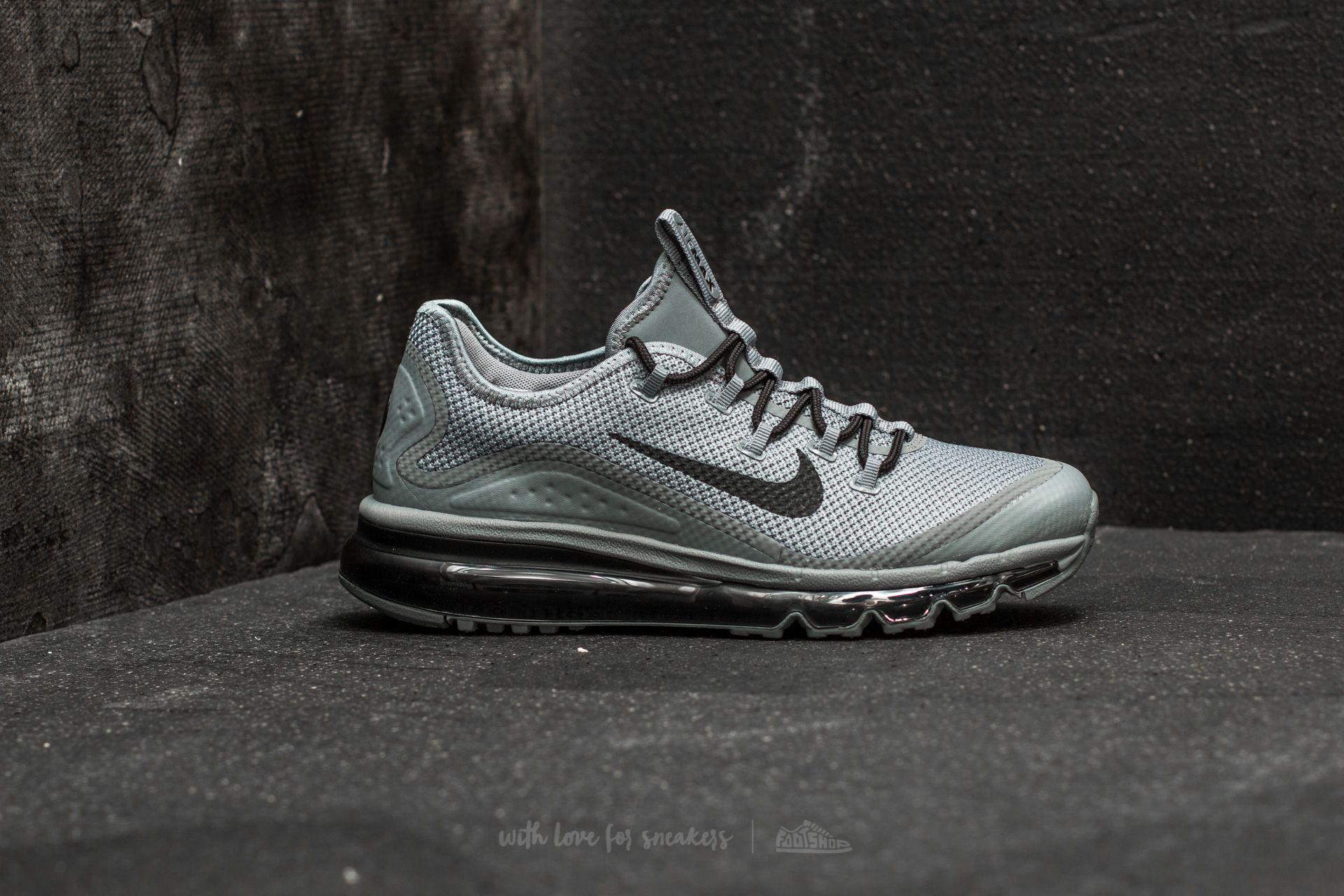 Nike Air Max More Cool Grey/ Black-cool