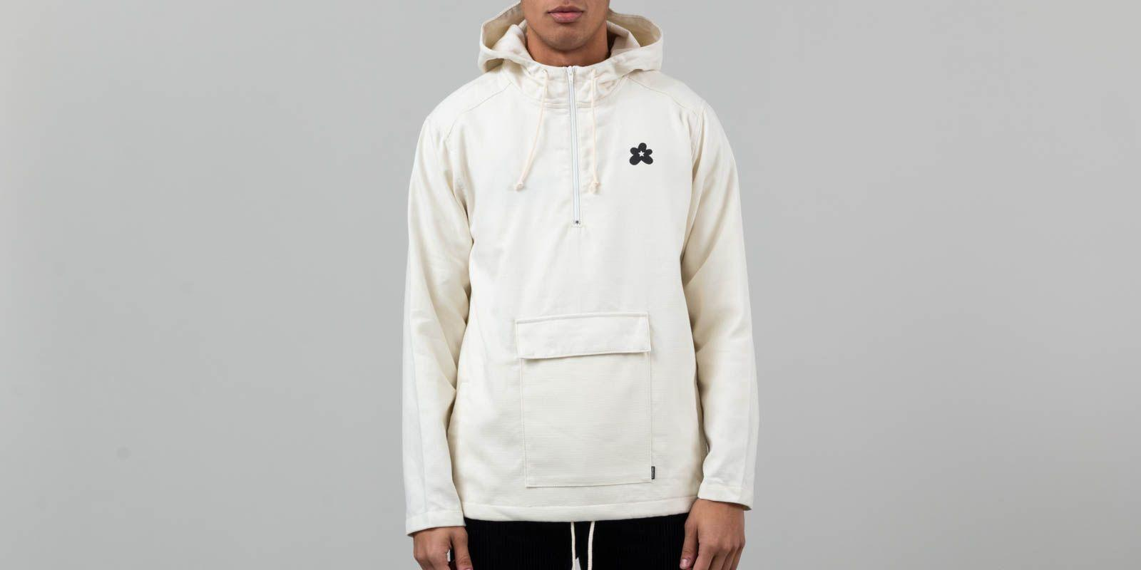 Converse Synthetic X Golf Le Fleur Anorak Jacket Cream White for ...