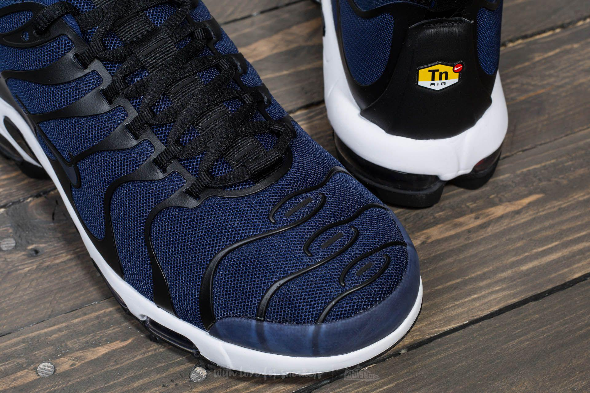 Nike Wmns Air Max Plus Tn Ultra Binary Blue Binary Blue Black Lyst