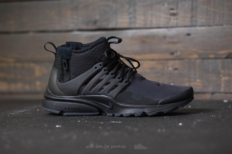 air presto mid utility black