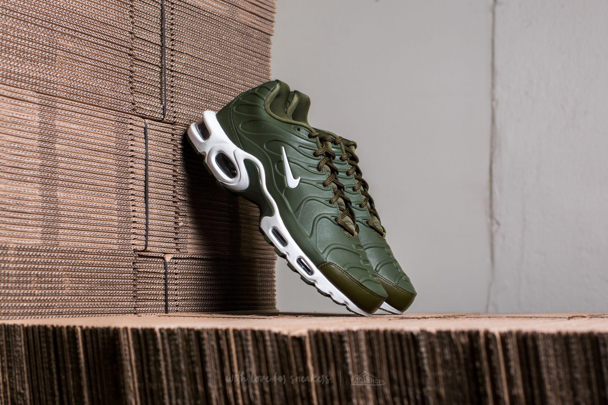 Nike Air Max Plus Vt Legion Green White For Men Lyst