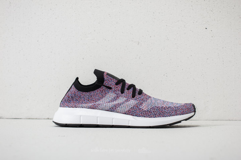 adidas adidas swift run primeknit viola / nero / bianco / nucleo assume ftw