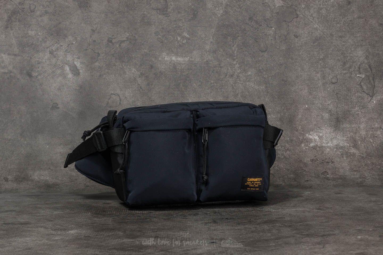 2d804cb295 Carhartt WIP Military Hip Bag Dark Navy/ Black in Blue for Men - Lyst