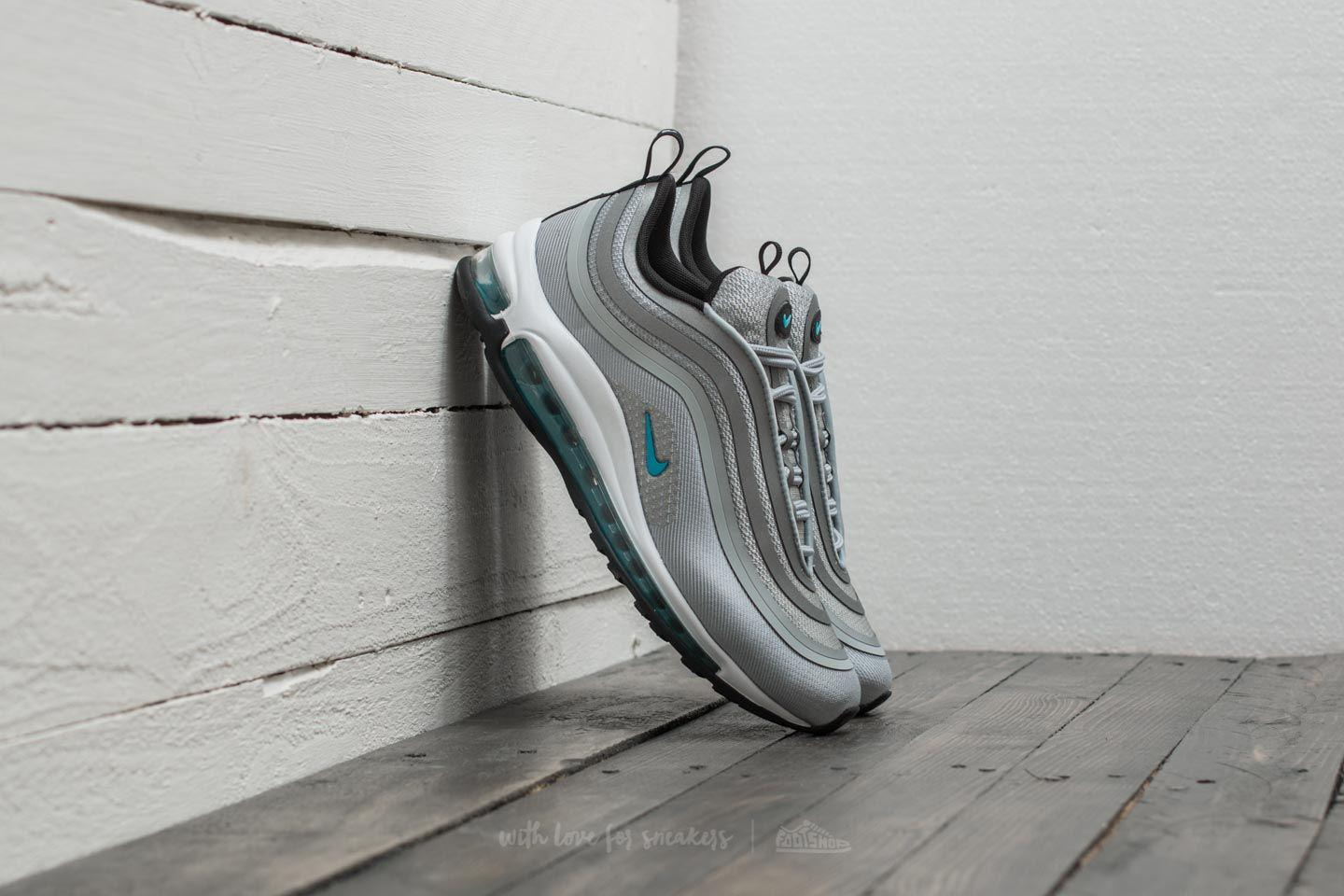 Nike Air Max 97 Ultra '17 Lux Trainers in Gray Lyst